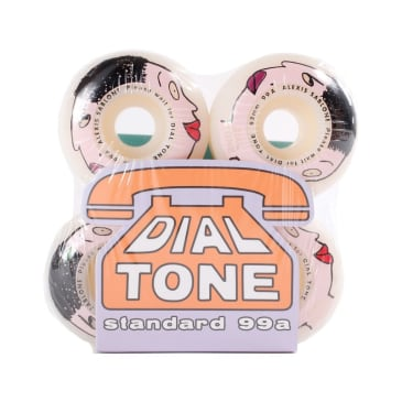 Dial Tone - Alexis Sablone 'Two Face' Wheel 99A 52mm