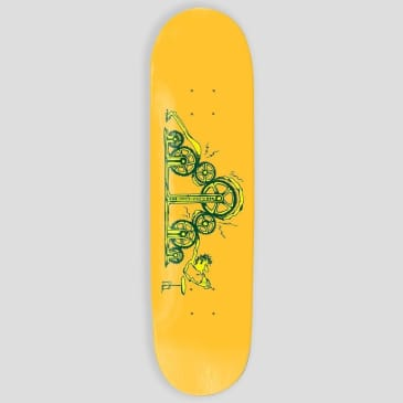 Pass~Port Commitment Skateboard Deck - 8.125""