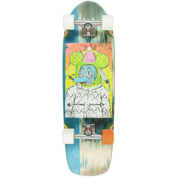 Dusters Keeton Mouse Cruiser Complete Skateboard - 8.75""