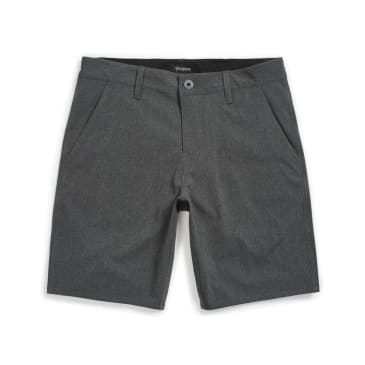 Brixton Toil LTD Shorts Heather Grey
