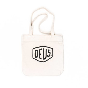 Deus Ex Machina Classic Tote Bag - Natural
