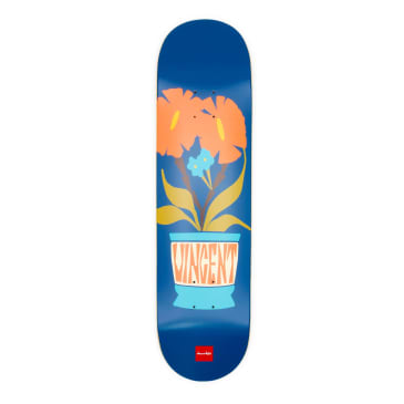 Chocolate Plantasia Vincent Alvarez Deck - 8.25""