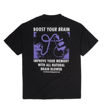 Polar Skate Co Brain Blower T-Shirt - Black