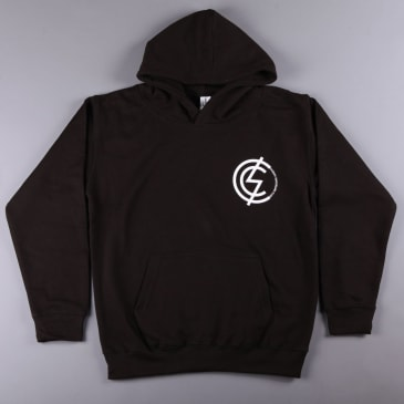 CSC 'Mod Chest' Kids Hood (Black / White)