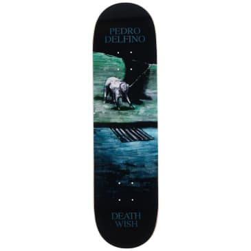 Deathwish Delfino Dro With Dog Deck- 8.25