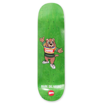 Hopps Mark Del Negro Chipper Skateboard Deck - 8""