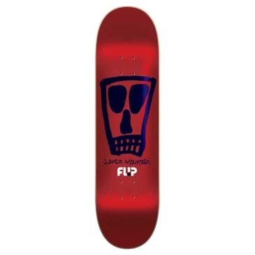 """Flip Skatebaords - 8.25"""" Lance Mountain Vato Deck - Red Foil"""