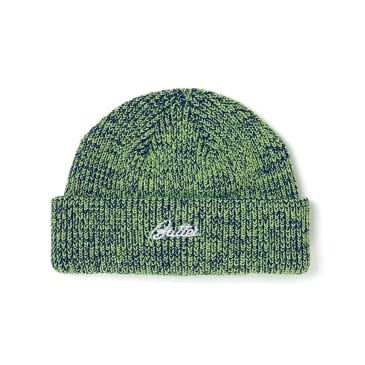 Butter Goods - Speckle Beanie - Lime / Navy