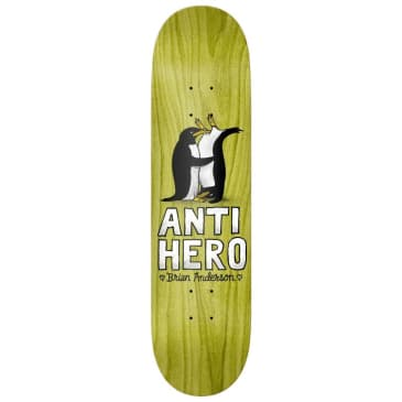 Anti Hero B.A. Lovers 2 Deck - 8.5""