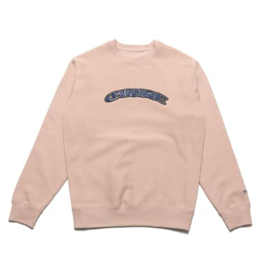 Chrystie NYC - SWFC Twisted logo crewneck / Home Color