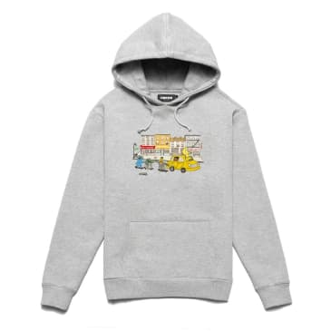 Chrystie NYC - Chrystie Monster pullover sweater / Ash Grey