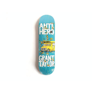 Anti-Hero - Grant Maka Bus