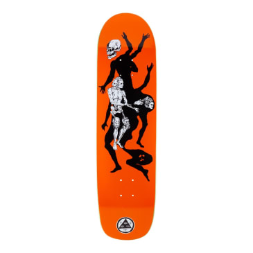 "Welcome The Magician 8.38"" deck"