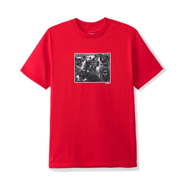 Butter Goods - Forgive Tee - Red