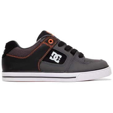 DC Youth Pure SE Black/Camo