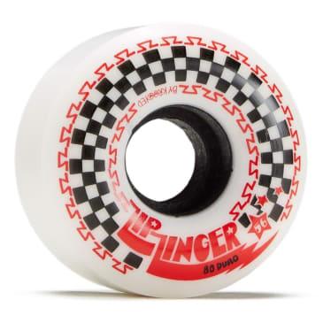 Krooked Zip Zinger Wheels 56mm 80D