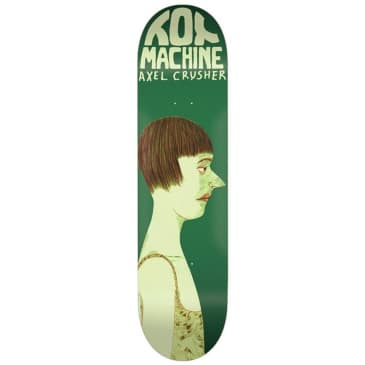 Toy Machine Axel Crusher Faces Skateboard Deck - 8.25