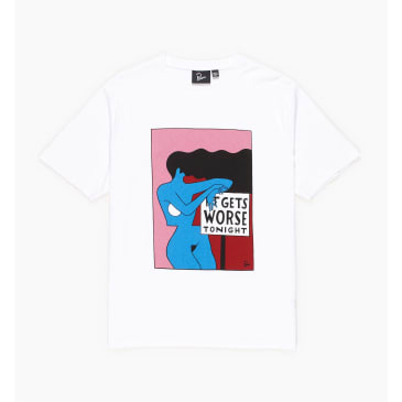 by Parra - it gets worse t-shirt
