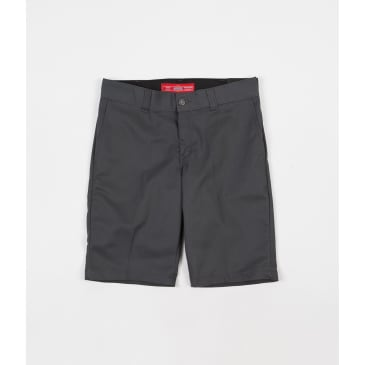 DICKIES '67 894 Slim Fit Shorts Charcoal