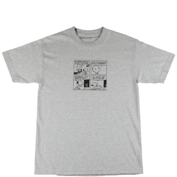 CSC Distance Trilogy T-Shirt - Heather Grey