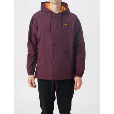 Anti-Hero Basic Eagle Jacket - Maroon