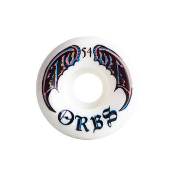 Orbs Specters 99A wheels (54mm, white)