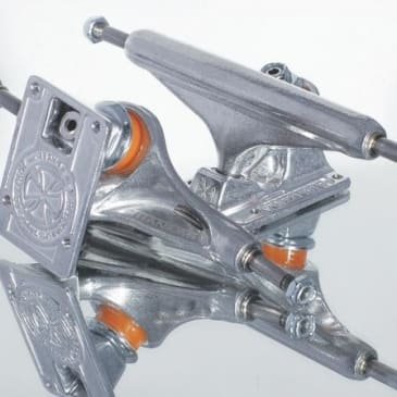 Independent Stage 11 Forged Titanium Trucks