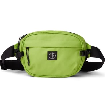 Polar Skate Co Cordura Hip Bag - Lime Green
