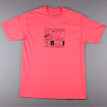 CSC 'Trilogy' T-Shirt (Coral)