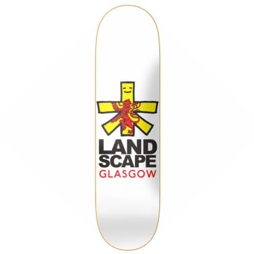 "Landscape - Glasgow Deck 8.25"" Wide"
