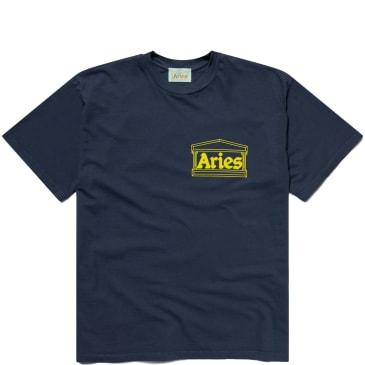 Aries Noodles T-Shirt - Navy