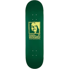 Blind Green And Yellow Girl Deck 8.37 Green