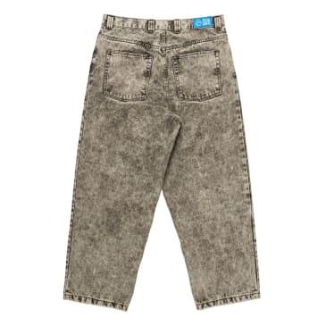 Polar Skate Co. - Big Boy Denim Jeans - Acid Black