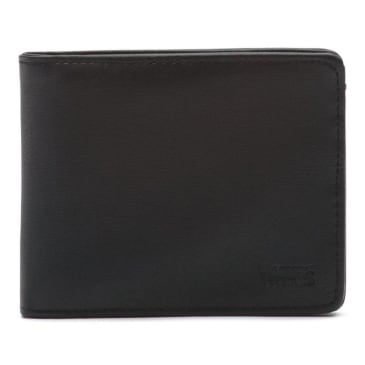 Vans Drop V Bifold Wallet Black