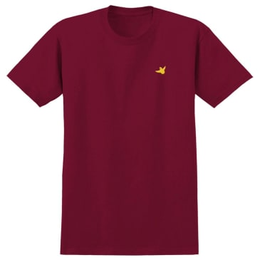Krooked Embroidered Bird T-Shirt