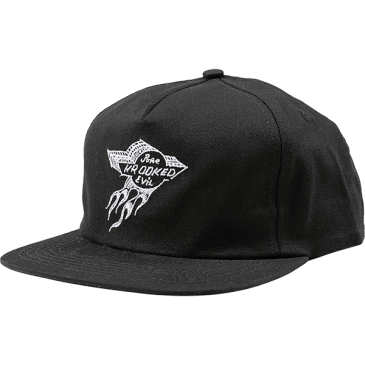 Krooked Pure Evil Hat (Black)