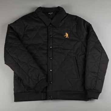 PassPort 'Late Quilted' Jacket (Black)