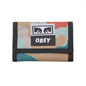 Obey Drop Out Wallet