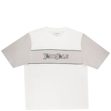 Yardsale Swisher T-Shirt - White / Bone