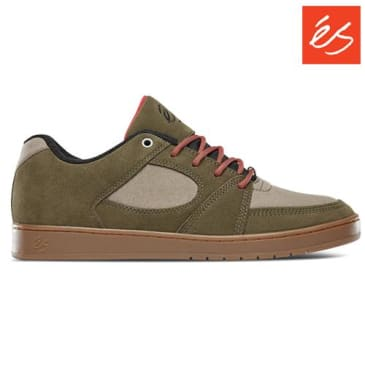 Es Accel Slim Weatherized - Brown/Tan