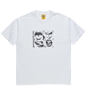 Polar Skate Co x Iggy Nyc Alternative Kids T-Shirt - White