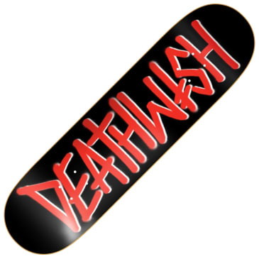 Deathwish - Death Spray Deck (Multiple Sizes)
