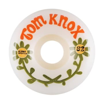 SML Wheels Tom Knox Love Series V-Cut 99a 52mm