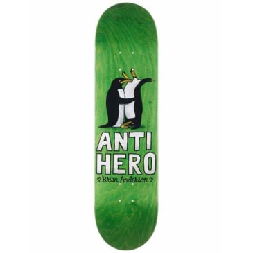 Antihero Brian Anderson Lovers II Deck 8.18