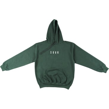 Sour Solution Army Hoodie Green