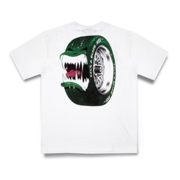 Life's A Beach x Need For Speed Scream T-Shirt - White