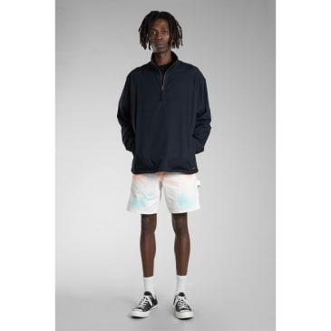 Stan Ray - 1/4 Zip Pop Smock (Navy Ripstop)