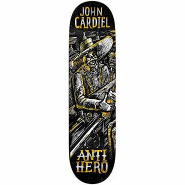 ANTI-HERO CARDIEL AGUARDIENTE - 8.38