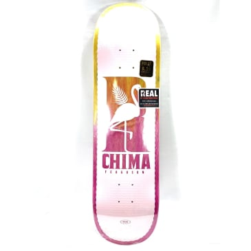 Real Skateboards Chima Be Free R1 8.25 Deck