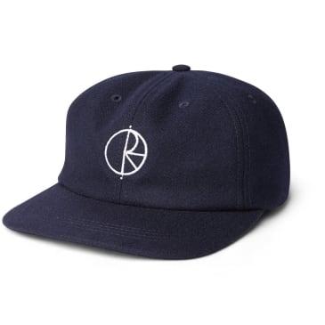 Polar Skate Co Wool Cap - Rich Navy